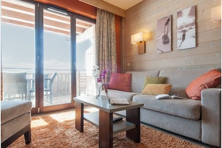Luxury in Avoriaz - Morzine - Pis