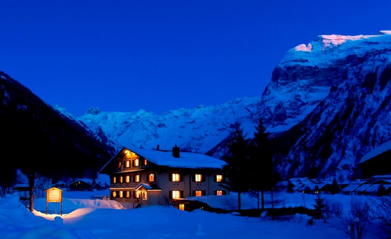 The house with Charme in Engelberg - Engelberg - Bed & Breakfast