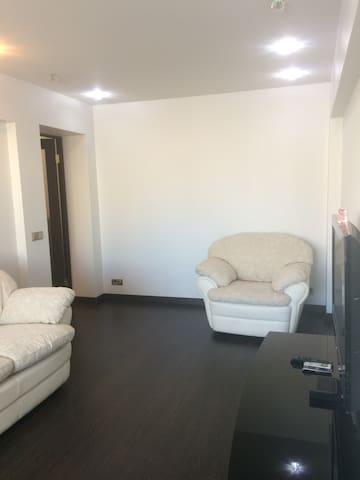 2 room apartments in Kiev city center