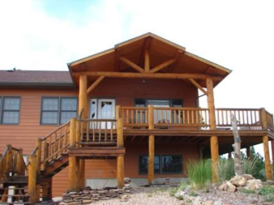 Pinnacle Place vacation home in the Black Hills of SD