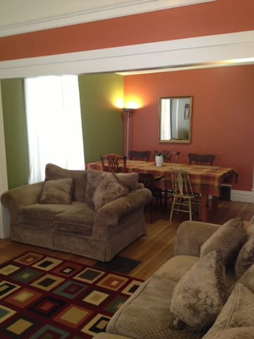 Homely 2 bed Apt Downtown Rossland - Rossland - Flat
