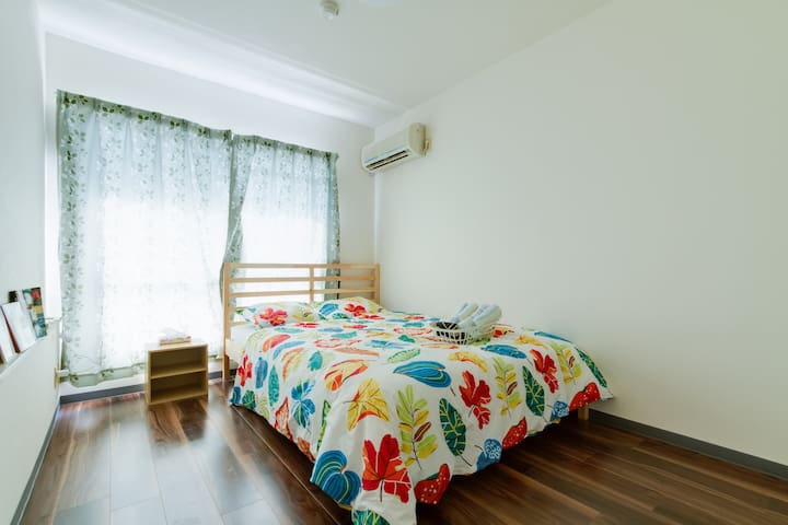 @the heart of Kyoto+2 free bikes+wifi: Nijo 10min - Kyoto - Apartment