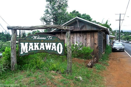 Makawao Studio - House