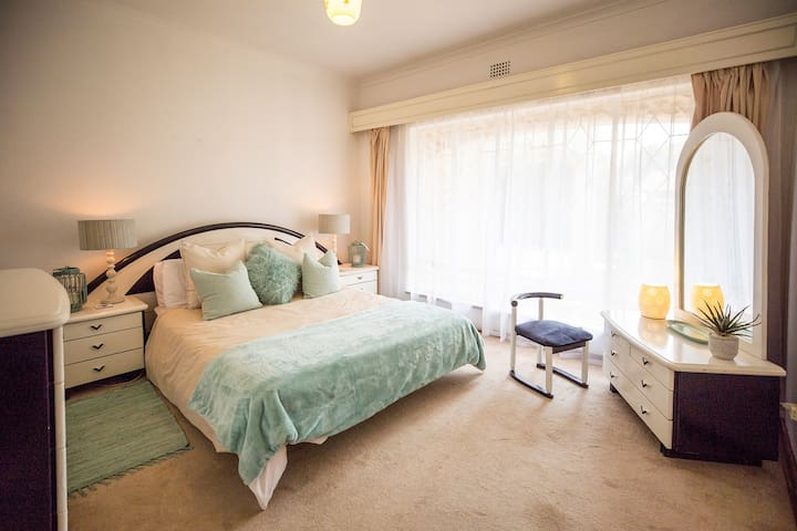 Bedroom 3 with Double Bed