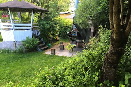 Near Helsinki airport,2nd Room+Sauna,ask 4 pickup - Vantaa - House