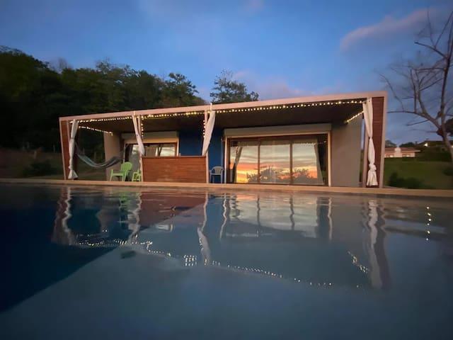 Casa Tortuga Azul - Playa Grande Bungalow