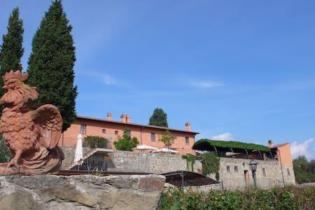 Tenuta Cantagallo - App. in casolare di campagna - Capraia e limite - 公寓