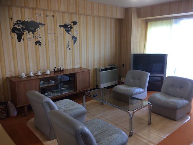 大浴場あり24時間チェックイン可!白浜リゾートマンション - Shirahama - Villa