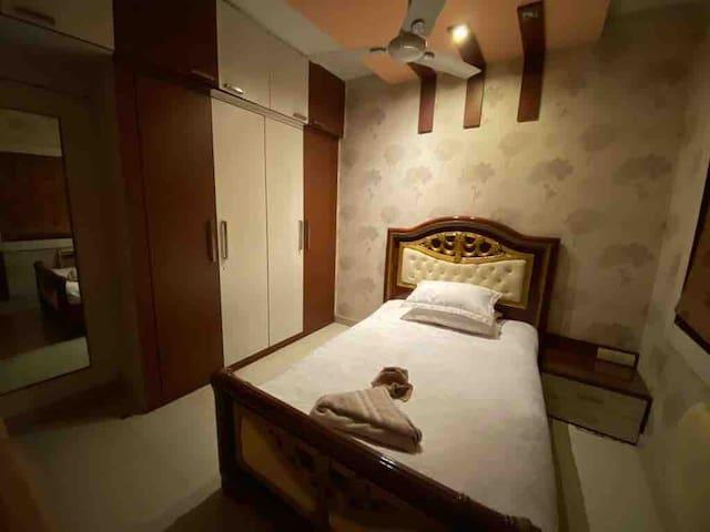 Room 3 in South City Residence-Kolkata SANITIZED