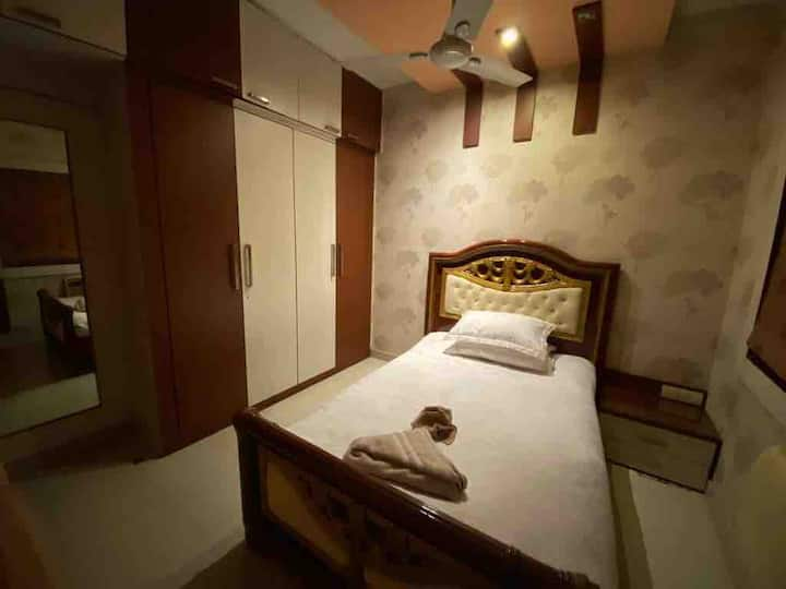 Room 3 in South City Residence-Kolkata SANITIZED