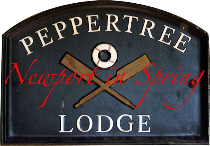Peppertree Lodge: Newport B&B