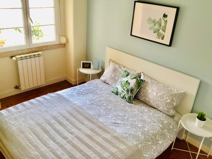 xx DOUBLE ROOM LISBOA CITY CENTRE xx
