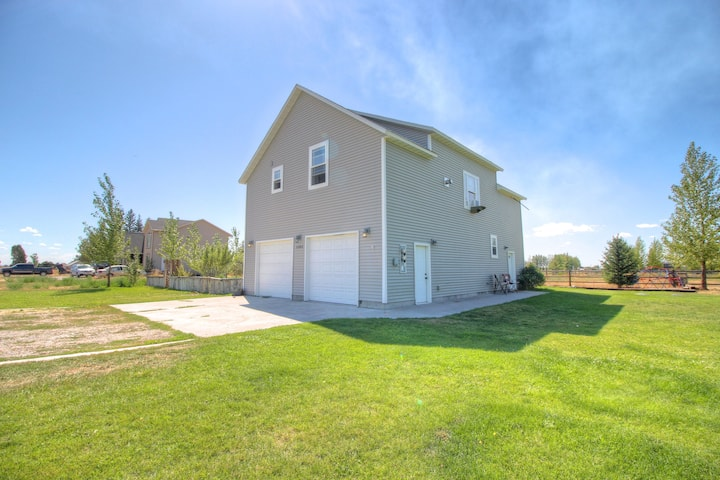 Family Privacy South of Rexburg