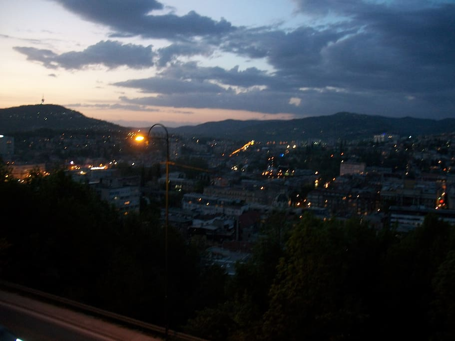*View at the Sarajevo film festival 10.8 - 17.8