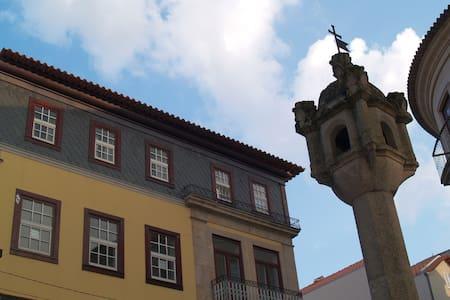 Vila Real, downtown apartment