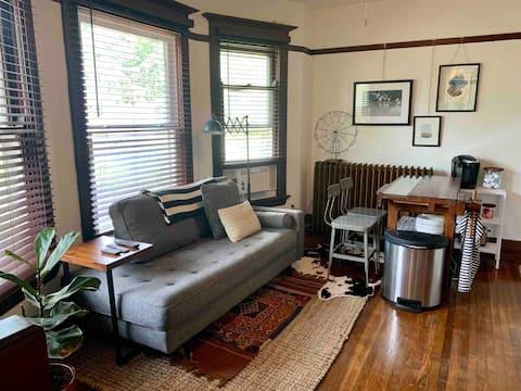 The Round Room Studio