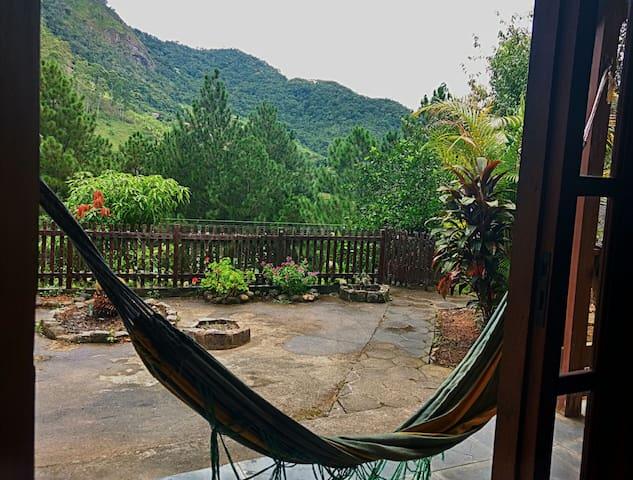 Paz e visual na Serra de Lumiar - Lumiar
