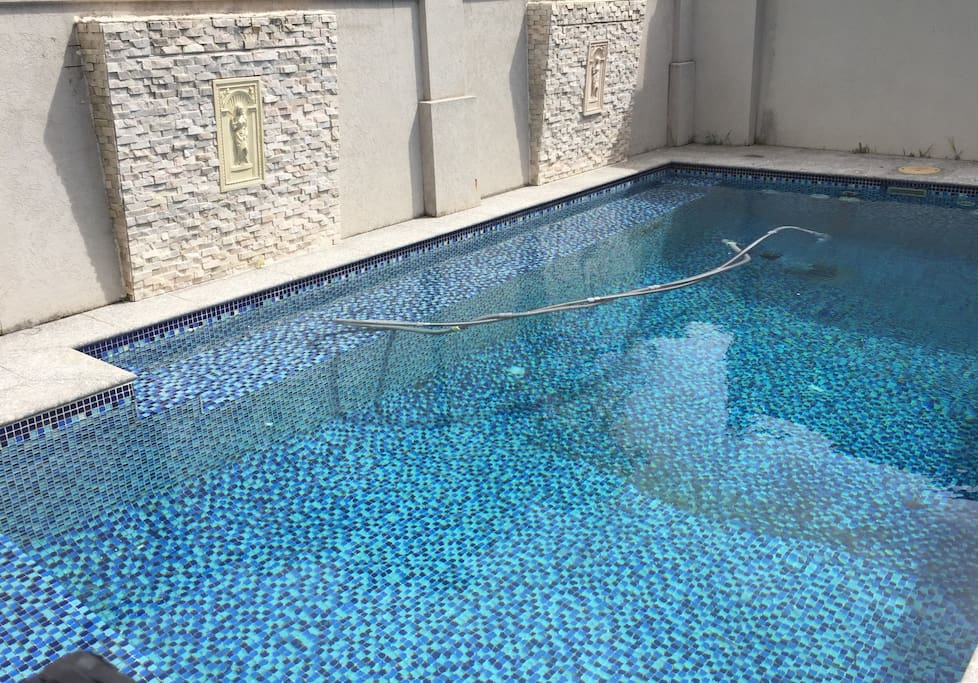 Access to our refreshing pool