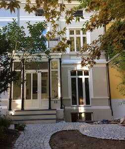 Zentrales Appartement im Grünen - Hamburg