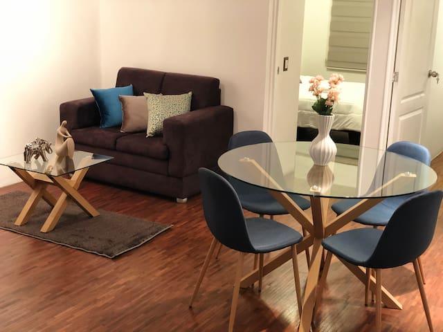 Bello Apartamento en el mejor sector de Quito