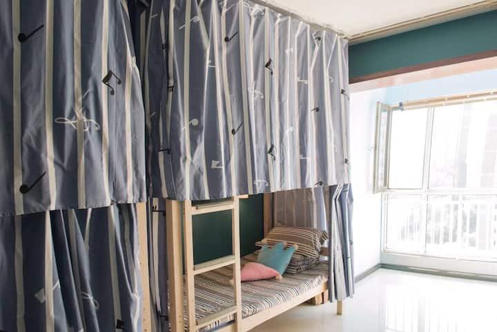 大象共享空间【06】男生八人间(标价为一个床位价格)