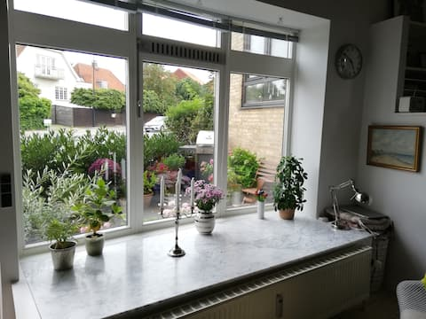 """Fabulous """"New-York style"""" apartment close to CPH"""