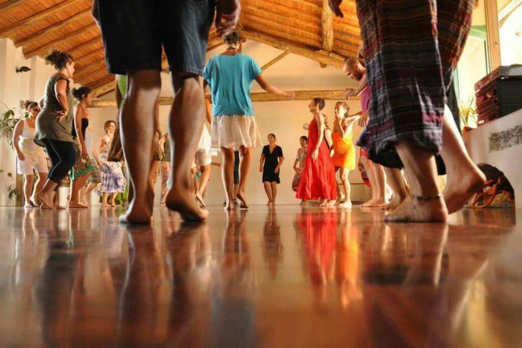Dance Room of Associazione Culturale Danza E-Mozione