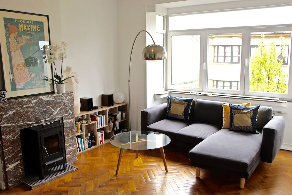 Airbnb Brussels City Centre