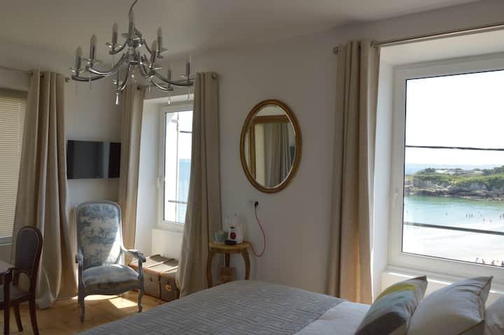 Villa St Anne  4 chambre avec vue sur mer