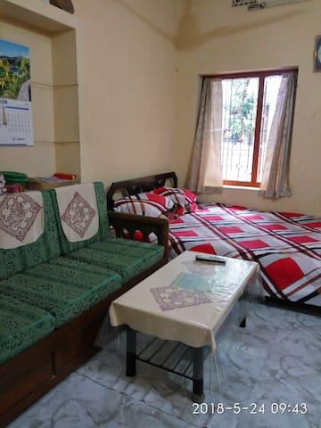 F-107, 1st floor, Hakkani Housing Society, Gazipur