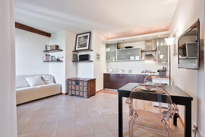 CA RUBINA cozy apartment near Ghetto