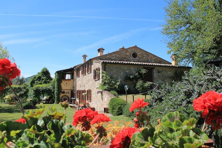 Country House Il Biroccio, rooms