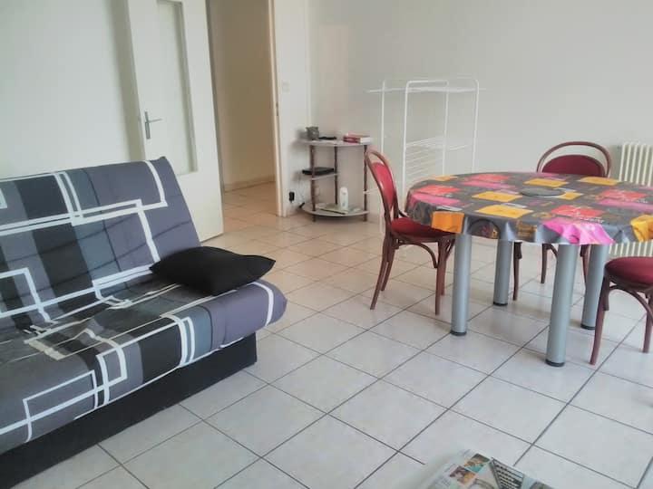 Logement entier près centre LIBOURNE
