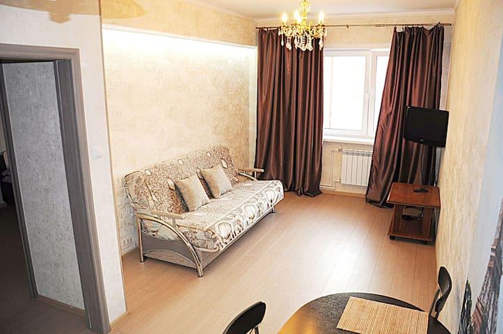 Апартаменты по Цивилева, 34