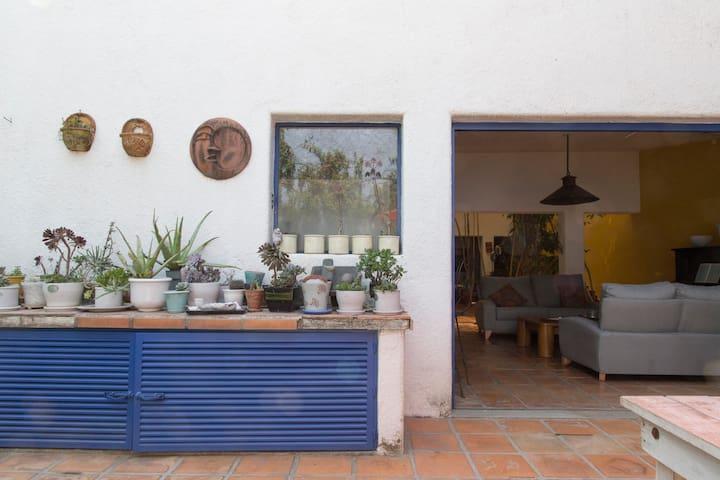 Suite 3 in Casa Matilda. Mexican Contemporary Home