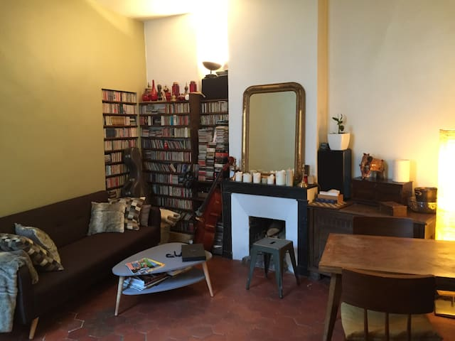 Charming and central in Le Marais
