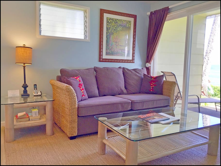 Comfortable and clean furnishings, perfect for a cozy stay.