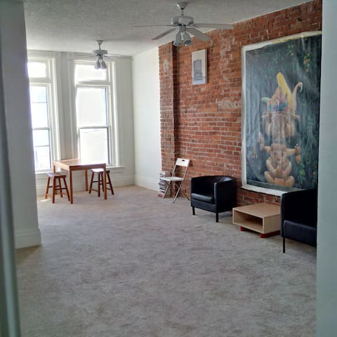 Spacious two bedroom apartment in Midtown/Downtown - Omaha - Íbúð
