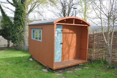 Shepherds Hut Woodside Retreat - Stroud, Cotswolds
