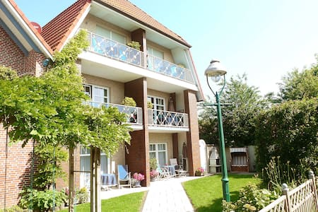 Spacious Apartment Dehne 5140.4 - Norden - Appartamento