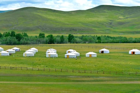 Tour in Mongolia