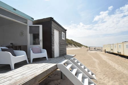 Modern Holiday Home in Castricum with Terrace