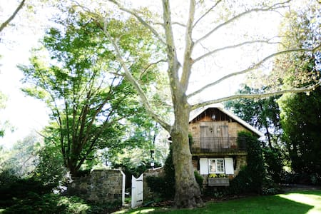 Charming Stone Cottage - New Hope - Casa