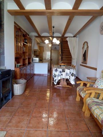 Preciosa Casa La Cima - Torás - House