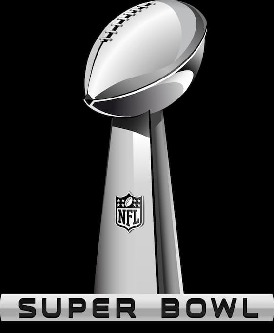 Watch the super bowl in the privacy of your own space on a Samsung 55in 4K smart TV and surround sound system without the hassle noise and crowds of Las Vegas. Two casinos within 5 MI to make wagers.