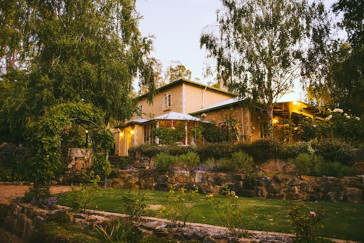 Holberry House - Nannup - Bed & Breakfast