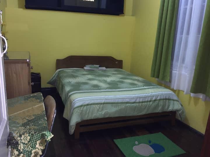 Habitación N2 -  privada en casa - Valparaiso