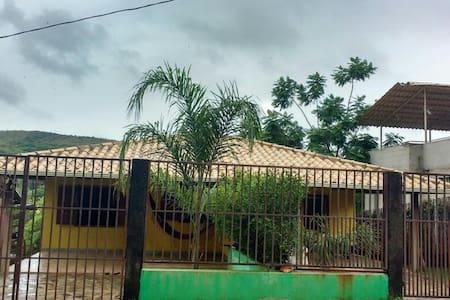P/1 ou até 6 pessoas Serra do Cipó - Minas Gerais, BR  - Cabin