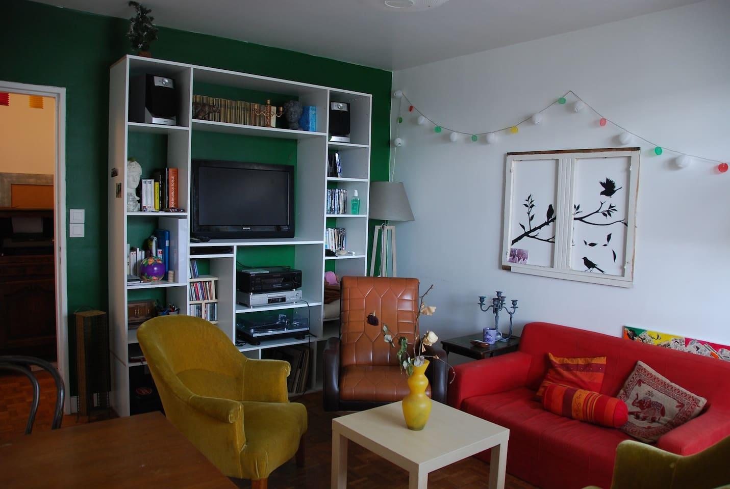 Chambre cosy aux portes de Paris