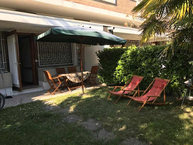 Bibione Pineda_Appartamento 150 metri dal mare - Bibione - Appartamento